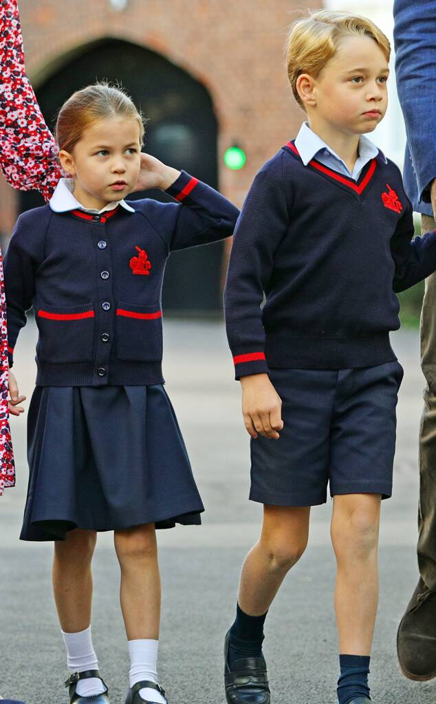 Image result for prince george and princess charlotte